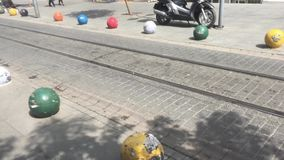 Retro tramwaj zbiory