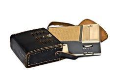 Retro Transistorradio Royalty-vrije Stock Fotografie