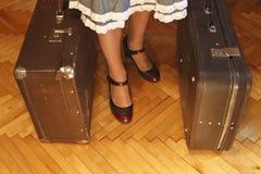 Retro travel stock photography