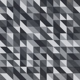 Retro Triangular Wallpaper Royalty Free Stock Image