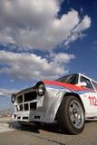Retro tuning car Stock Photography