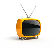 Retro TV stock illustration