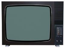 Retro TV Royalty-vrije Stock Afbeeldingen