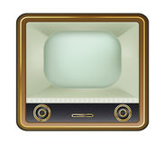 Retro tv Stock Photography