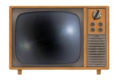 retro tv Zdjęcie Royalty Free