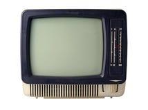 retro tv Στοκ Εικόνες