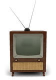 Retro TV Stock Foto