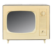 retro tv Arkivbilder