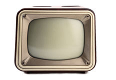 Retro TV 1960 Stock Photography