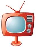 Retro tv set Royalty Free Stock Photo