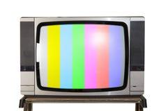 Retro tv royalty free stock photography