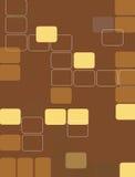 Retro two. Retro wallpaper Vector Illustration