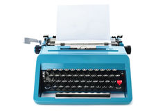 Retro typewriter Royalty Free Stock Photos