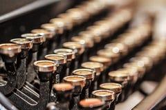 Retro typewriter Royalty Free Stock Image