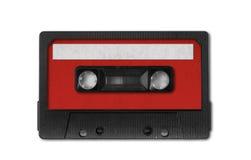 Retro Uitstekende AudioBand van de Cassette royalty-vrije stock foto