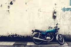 retro ulica Zdjęcie Royalty Free