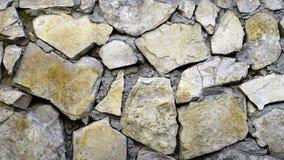 Retro van de steenmuur textuur als achtergrond Stock Foto