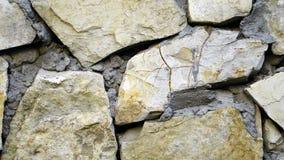 Retro van de steenmuur textuur als achtergrond Royalty-vrije Stock Fotografie