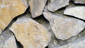 Retro van de steenmuur textuur als achtergrond Royalty-vrije Stock Afbeelding