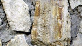 Retro van de steenmuur textuur als achtergrond Stock Foto's