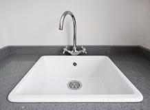 retro vask för kök Royaltyfri Foto