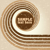 Retro vector background Stock Photos