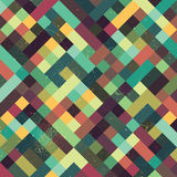 Retro Vector Background Royalty Free Stock Images