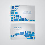Retro vector banners/cards with space for your content. Fresh el Stock Photo