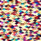 Retro vector seamless pattern. Royalty Free Stock Photography