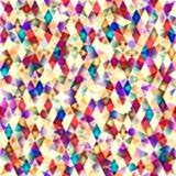 Retro vector seamless pattern. Royalty Free Stock Image