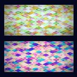 Retro vector seamless pattern. Royalty Free Stock Images
