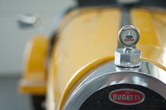 Retro vehicle Bugatti Stock Photography