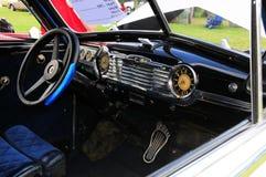 Retro vehicle interior Royalty Free Stock Photography