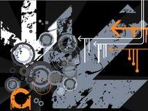 retro vektor vektor illustrationer