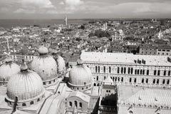 Retro- Venedig Stockbilder