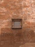 Retro venster Royalty-vrije Stock Afbeelding