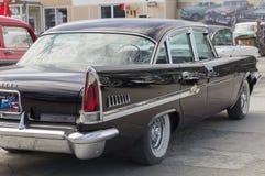 Retro versie van autochrysler Newyorker 1958 Stock Afbeeldingen