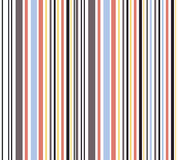 Retro vertical striped seamless pattern Royalty Free Stock Photography