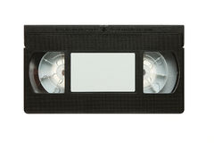 Retro vhs video cassette Stock Photos
