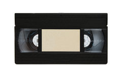 Retro vhs video cassette Stock Images