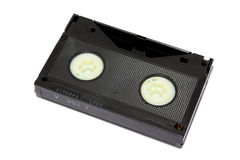 Retro Video Beta Tape Royalty Free Stock Image