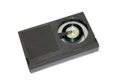 Retro Video Beta Tape Cassette Stock Images