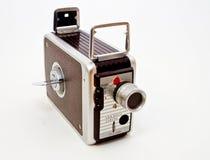 Retro- Videokamera Lizenzfreies Stockbild