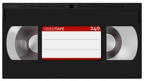 Retro Videotape Stock Image