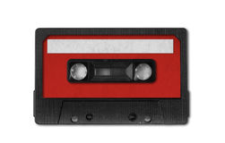 Retro Vintage Audio Cassette Tape royalty free stock photo
