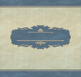 Retro vintage background Royalty Free Stock Image