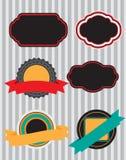Retro Vintage Badge, Label. Royalty Free Stock Photography