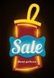 Retro vintage banner eps 10 high quality Royalty Free Stock Images