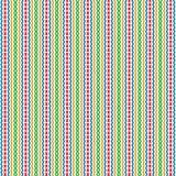 Retro Vintage Bright Scribble Zig Zag Stripe Lines Ethnic Native Seamless Pattern. Colored Scribble Stripe Zig Zag Lines Abstract Vintage Ornaments Ethnic Native Royalty Free Stock Photo