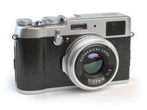 Free Retro Vintage Camera On White Stock Image - 76377041